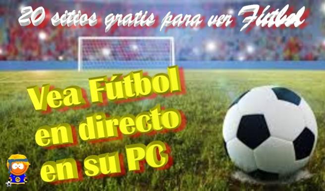 20 Alternativas a RojaDirecta para ver gratis fútbol online  0955544fe3ff8