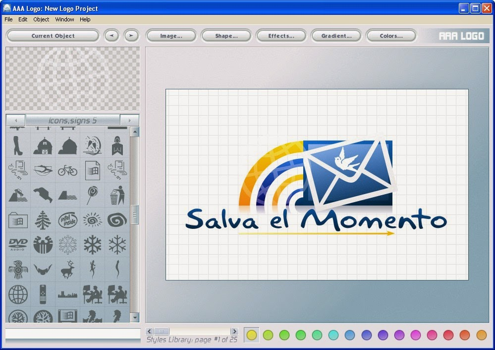 aaa logo portable