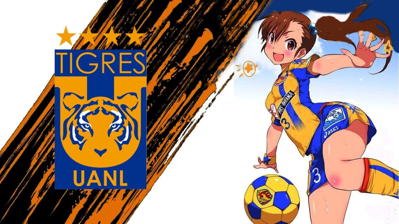 18 Wallpapers De La Liga Mx Con Chicas Anime