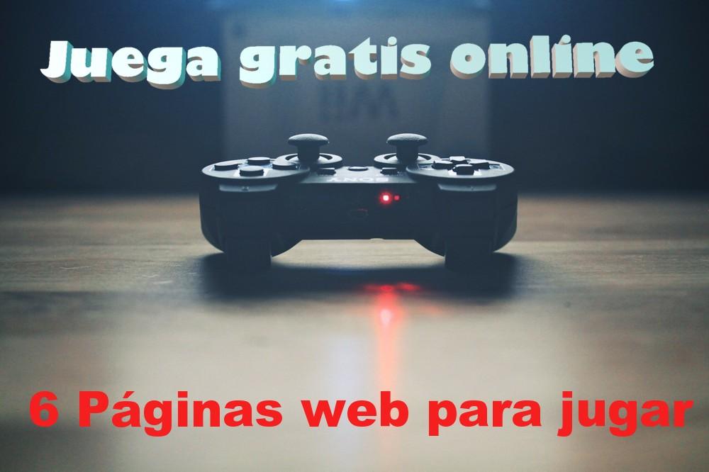 Juega Online Gratis Videojuegos Retro En Tu Compu